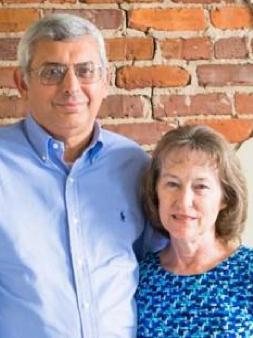 Ricardo Vielmas and Wife